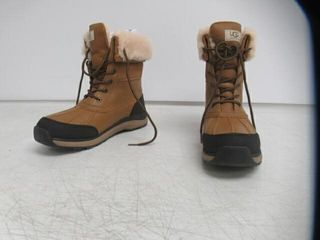 UGG Women s W Adirondack Boot III Snow  chestnut