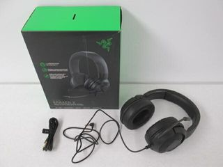 Used  Razer Kraken X Ultralight Gaming Headset
