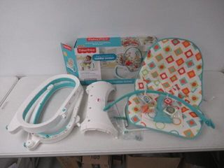 Used  Fisher Price Infant to Toddler Rocker   Geo