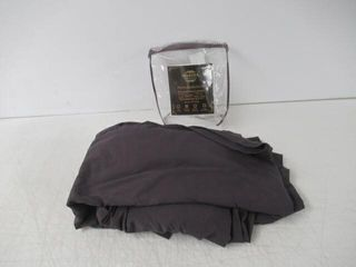 Marina Decoration Sheet Set  Double  Plum