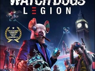 Watch Dogs legion   PlayStation 5