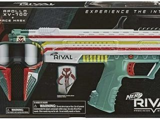 NERF Rival Star Wars Apollo XV 700 Blaster  Face