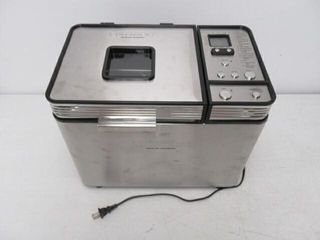 Used  Cuisinart CBK 200C Convection Bread Maker