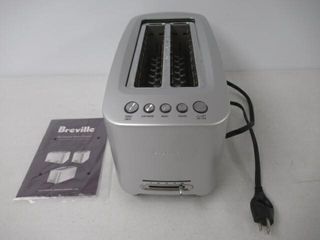 Used  Breville long Slot Toaster   BTA830Xl