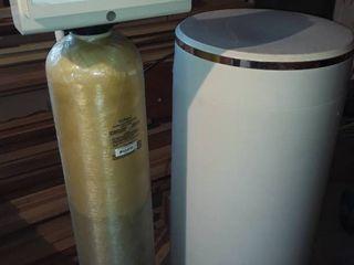 Culligan water conditioner tank