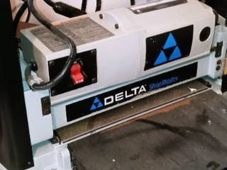 Delta Shopmaster 12 5 in portable planer