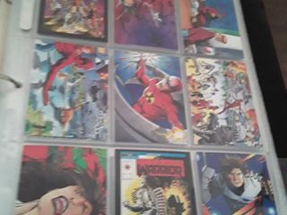 DC COMIC Cards