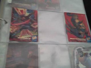 Marvel Comics Cards