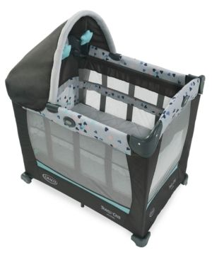 Graco Travel lite Crib with Stages  lauren