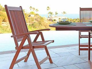 Eucalyptus Five Position Reclining Chair