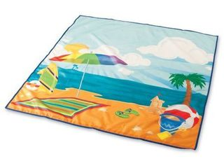 Pacific Play Tents Seaside Beach Mat  10500
