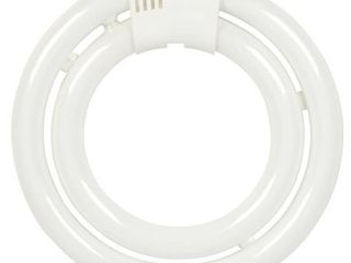 Westinghouse Fluorescent Bulb 40 watts 2800 lumens Circline T6 7 5 in  l Warm White 1 pk