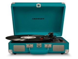 Crosley Radio Cruiser Deluxe Turntable  Size One Size   Brown