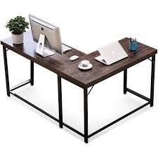 l shaped computer desk  Adjustable Home Writing Desk Table  Retail 149 99