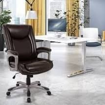 COlAMY Executive Office Chair With Footrest  Retail 231 49