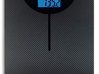 Health o meter Carbon Fiber Digital Scale