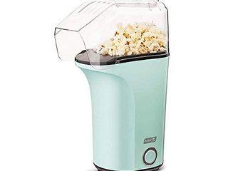 DASH DAPP150V2AQ04 Hot Air Popper Popcorn Maker  16 cups  Aqua