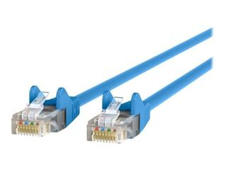 Belkin patch cable   6 6 ft   blue