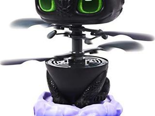 Dreamworks Dragons  Flying Toothless Interactive Dragon with lights and Sounds  for Kids Aged 6 and up