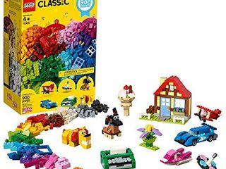 lEGO Classic Creative Fun 11005 Building Kit  New 2020  900 Pieces