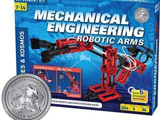Thames   Kosmos Mechanical Engineering Robotic Arms