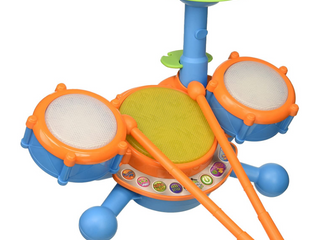 Vtech Kidibeats Kids Drum Set learning Systems Electronic Toys Educational Music