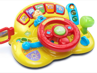 Vtech Turn And learn Driver For Children Ages 6 36 Months