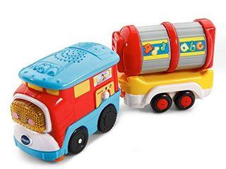 VTech Go  Go  Smart Wheels Freight Train with Tanker Car