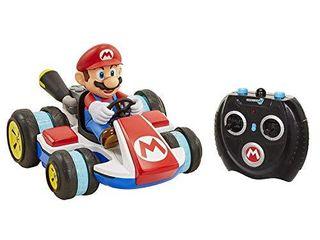 Nintendo Super Mario Kart 8 Mario Anti Gravity Mini RC Racer 2 4Ghz