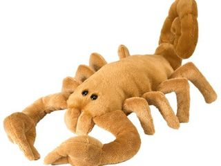 Wild Republic Scorpion Plush  Stuffed Animal  Plush Toy  Gifts for Kids  Cuddlekins 12 Inches