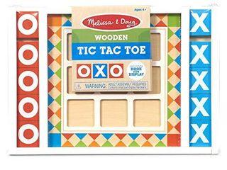 Melissa   Doug Wooden Tic Tac Toe
