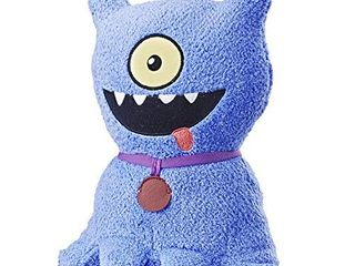 UGlYDOllS Feature Sounds Ugly Dog  Stuffed Plush Toy That Talks  9 5  Tall