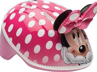 Bell 7059827 3D Minnie Me Bike Helmet Toddler  3 5 yrs