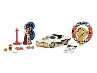 l O l  Surprise  RC Wheels a Remote Control Car with limited Edition Doll