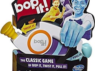 Hasbro Gaming Bop It  Electronic Game for Kids Ages 8   Up