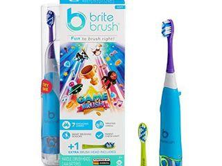 BriteBrush   GameBrush   The Interactive Smart Kids Toothbrush  1 Count