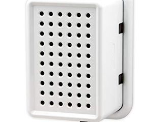 Baby Block Universal Power Outlet Cover Box   Xl   Fits large AC Adapters   Toddler Childproof Electric Outlets  Wall Sockets  Plugs  Cable   Cords   Indoor   Outdoor Compatible