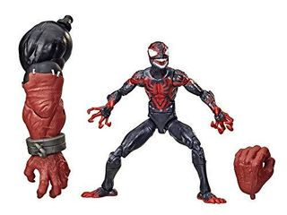 Hasbro Marvel legends Series Venom 6 inch Collectible Action Figure Toy Miles Morales  Premium Design