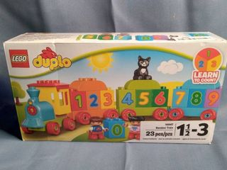 lego Duplo learn to Count