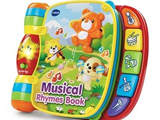 VTech Musical Rhymes Book  Red
