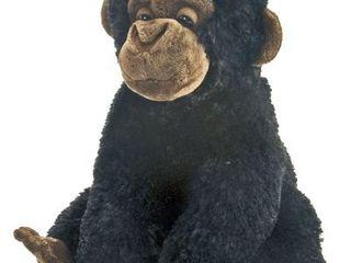Wild Republic Gorilla Plush  Stuffed Animal  Plush Toy  Gifts for Kids  Cuddlekins 12