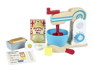 Melissa   Doug Make A Cake Mixer Set