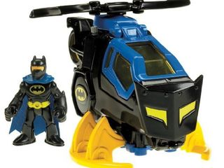 Fisher Price Imaginext DC Super Friends  Batcopter