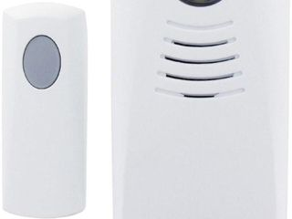 Honeywell Plug in Wireless Door Chime and Push Button