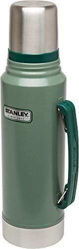 Stanley Classic Vacuum Bottle 1 1QT Hammertone Green