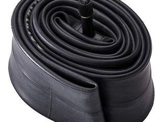 Mongoose Fat Tire Bike Tube  Schrader Valve  26 x 4 inch   Black