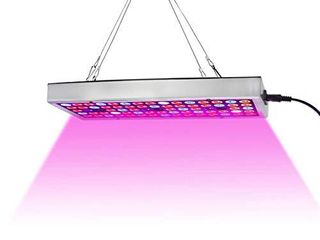 lED Grow lights  Full Spectrum Grow lamp with IR   UV lED Plant lights for Indoor Plants Micro Greens Clones Succulents Seedlings Panel Size 12x4 7 inch