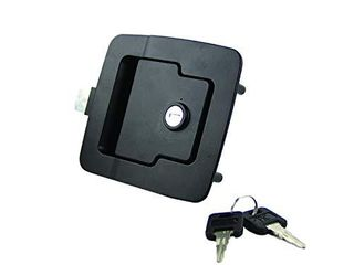 lippert Components 346693 STANDARD BAGGAGE DOOR lATCH ONlY  BlACK