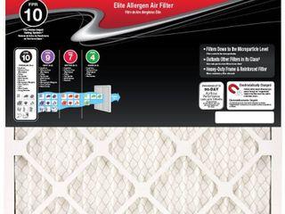 Honeywell 18 x 18 x 1 Elite Allergen Pleated FPR 10 Air Filter