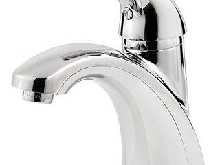 Pfister lF 042 PRCC Parisa Single Control 4  Centerset Bathroom Faucet in Polished Chrome  1 2gpm